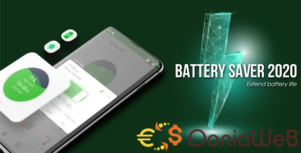 Battery Saver - Fast Charging 2020