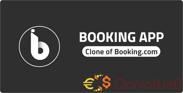 Booking app - Powerful Hotel Booking app Solution (ANDROID)