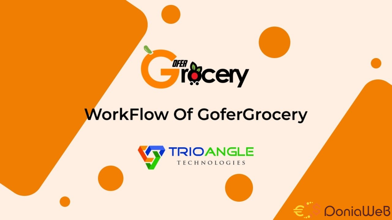 GoferGrocery Grocery Delivery Script - Trioangle Professional