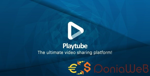 PlayTube v2.1 - The Ultimate PHP Video CMS & Video Sharing Platform + Purchase Code