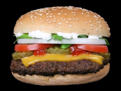 Cheeseburgerwithnocheese